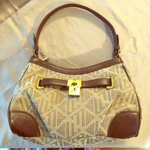 Lauren by Ralph Lauren Classic Logo Handbag